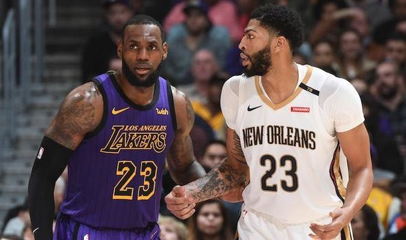 09377aa80f87 LeBron James  Lakers stars injury will cause MAJOR problems for Anthony  Davis trade