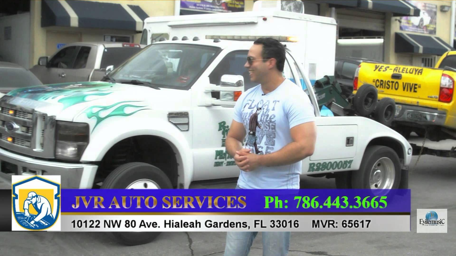 Jvr Auto Services 786 443 3665 Taller De Mecanica Para Autos