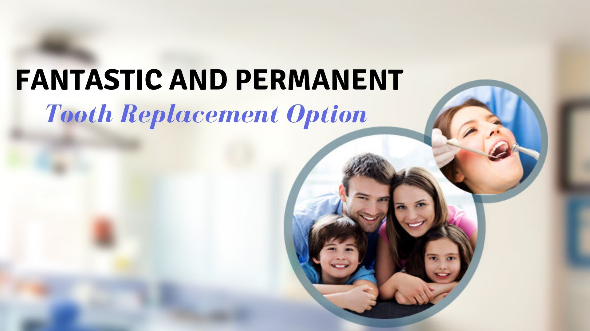 Dental implants are the closest you can get to healthy