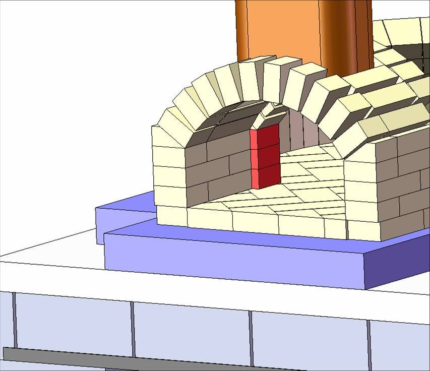 Pizza Bob S 42 Build Forno Bravo Forum The Wood Fired Oven