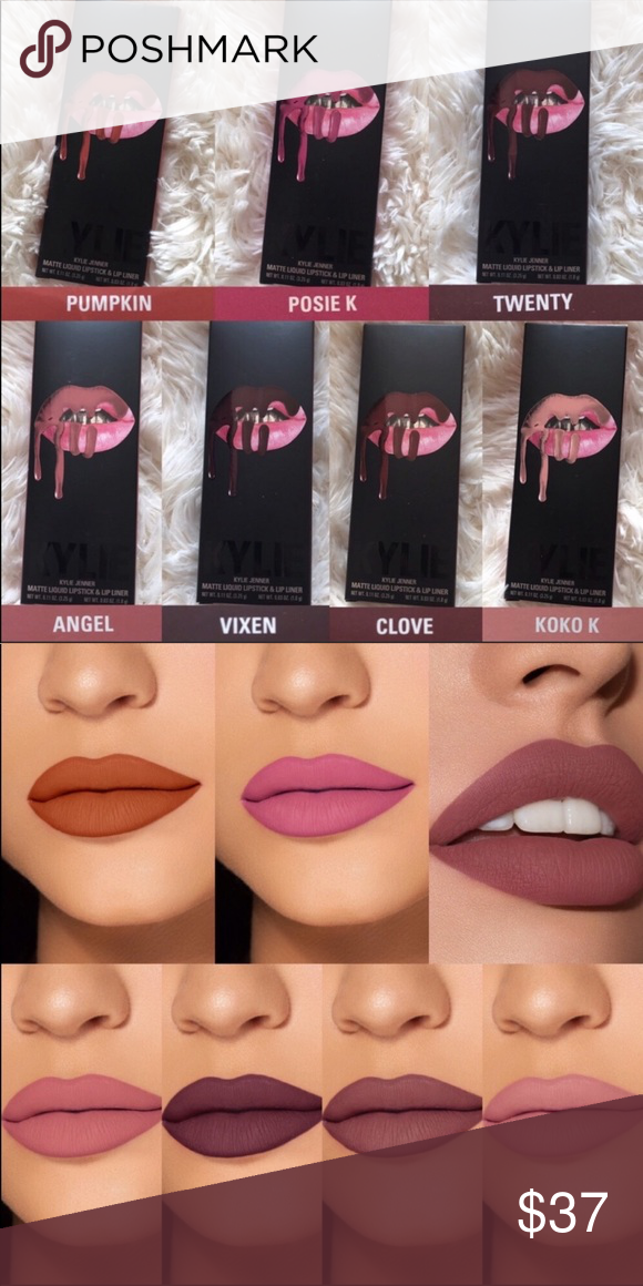Koko K - Kylie Cosmetics Lip Kit * note: this listing is for the ...