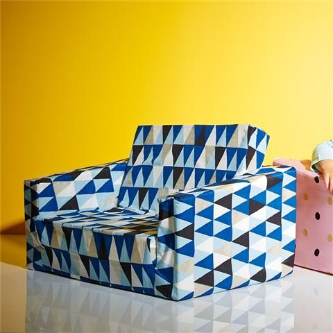 Tremendous Geo Flipout Sofa Kmart Home Home Kids House Andrewgaddart Wooden Chair Designs For Living Room Andrewgaddartcom