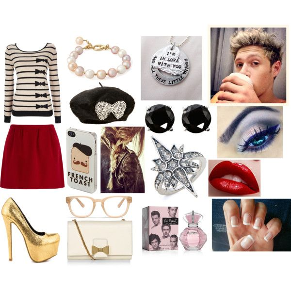"""Paris with Niall"" by nroyalxx on Polyvore for @Nicole Novembrino Horan  (tbci). (;"