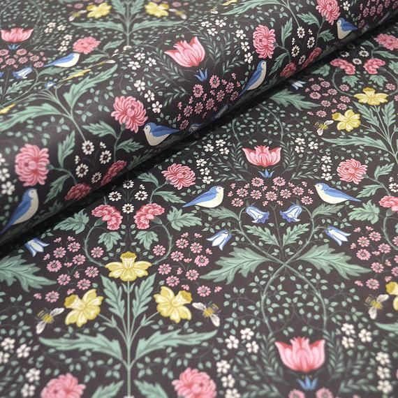 Beautiful Decorative Wrapping Paper In A Beautiful Floral