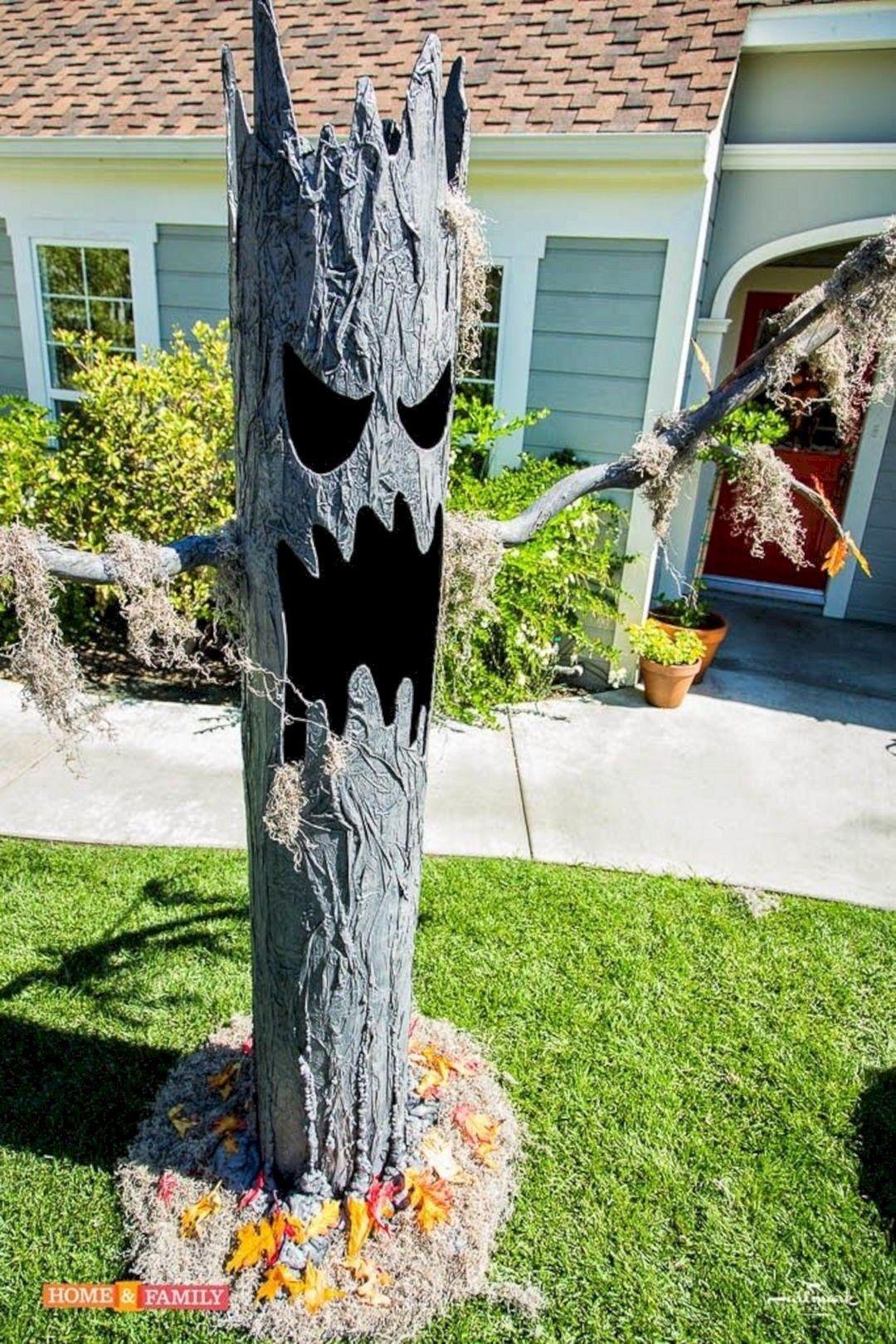 19 Halloween Decorating Ideas Outdoor