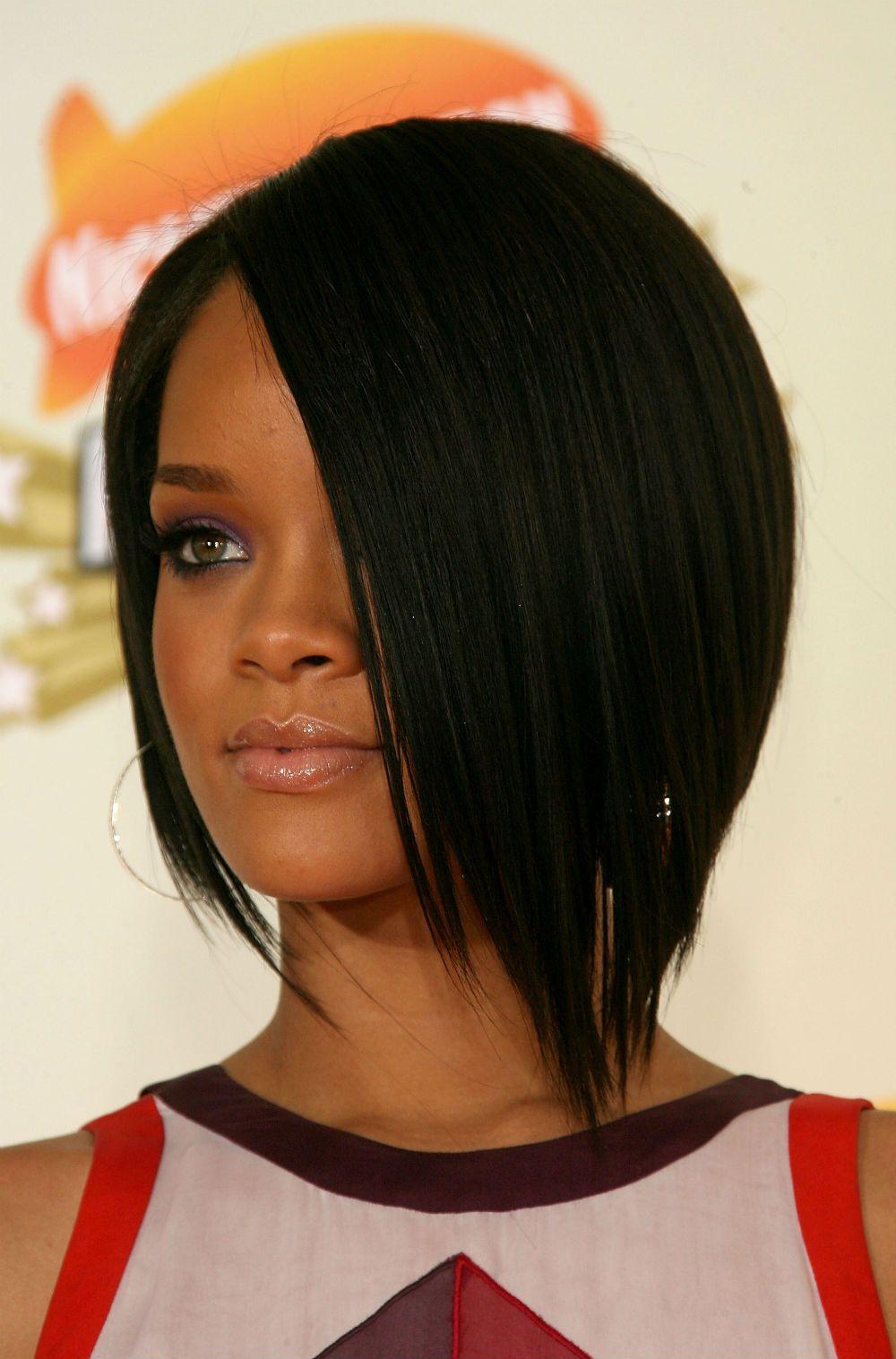 Azulzinha Pinterest Rihanna 2007 Rihanna And Hair Cuts