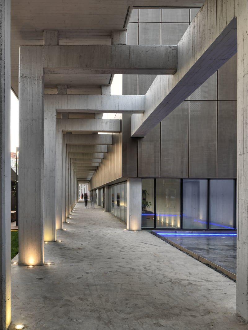 EAA-Emre Arolat Architects, Cemal Emden · Bergama Cultural Center
