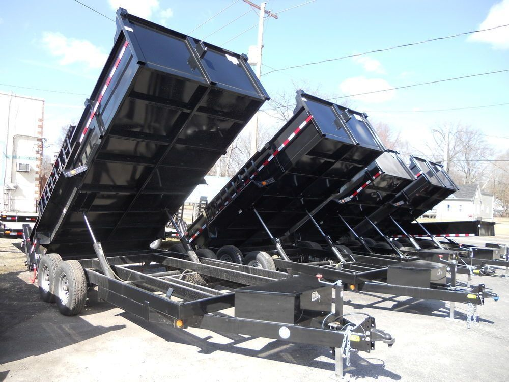 12 New Dump Bed Plans Dump trailers, Bed plans, Trailer