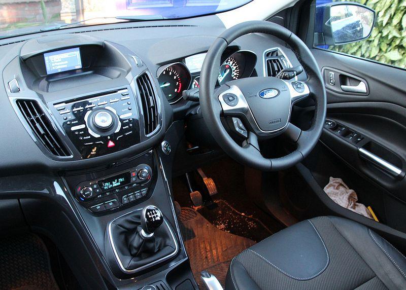 2014 Ford Kuga Titanium Ecoboost Instrument Panel Ford Car
