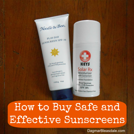 Best Zinc Oxide Sunscreen for Your Family and Which to