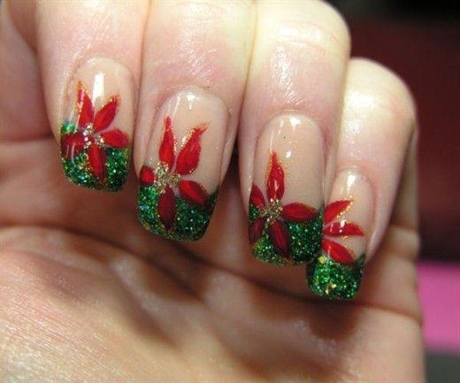 Flower Nail Art Designs Tips Tutorials Nails Pinterest