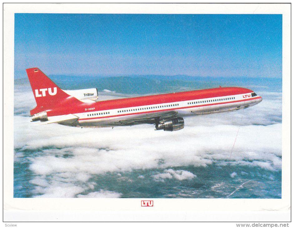 LTU Tristar L-1011-1 Airplane , 70-80s (Item number ...