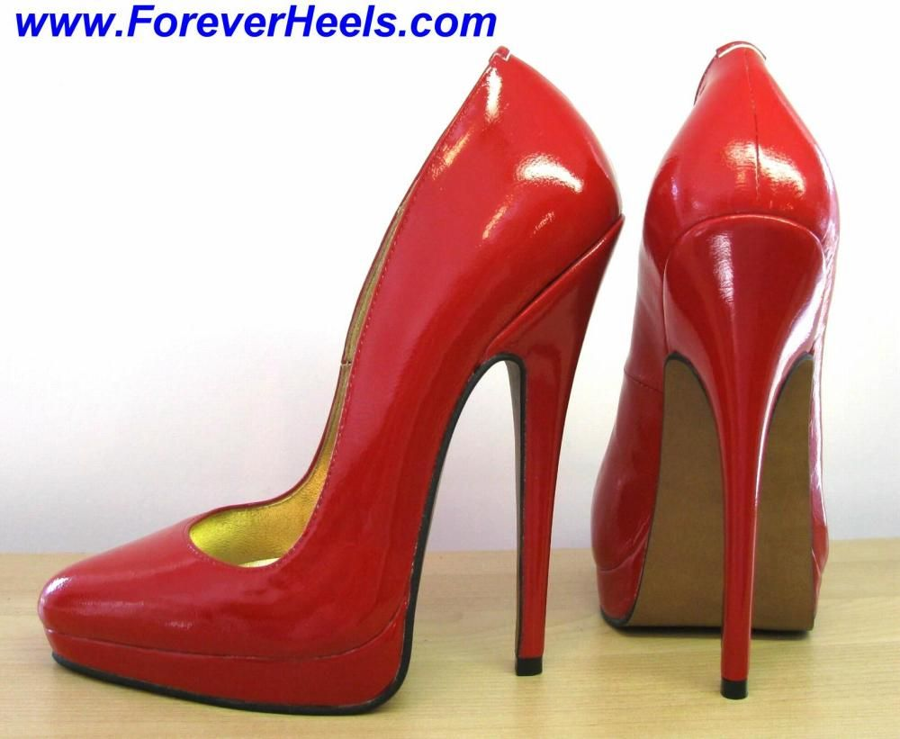 Peter Chu Shoes 6 Inch Heels Forever