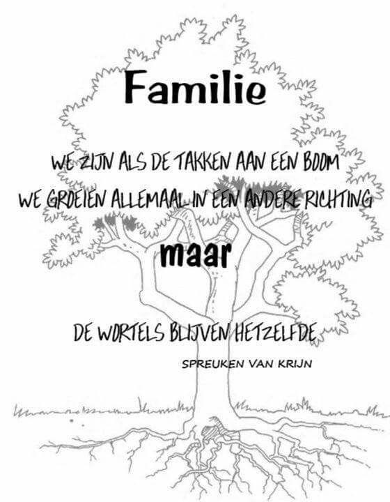 familie spreuken Familie | Gedichten /spreuken   Family Quotes, Quotes en Dutch quotes familie spreuken