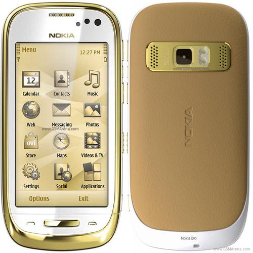 telefonumu değiştirirsem alacagım yegane telefon: Nokia C7 ...