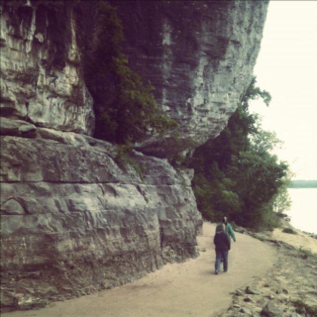 Cave In Rocks State Park, IL - Ohio River