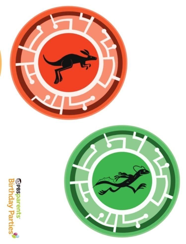 Wild Kratts Creature Power Discs Kids… PBS KIDS for