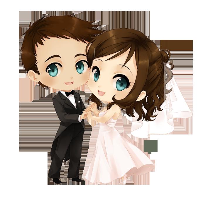 Chibis 3 By Meago On Deviantart Com Wedding Drawing Wedding Couple Cartoon Couple Clipart