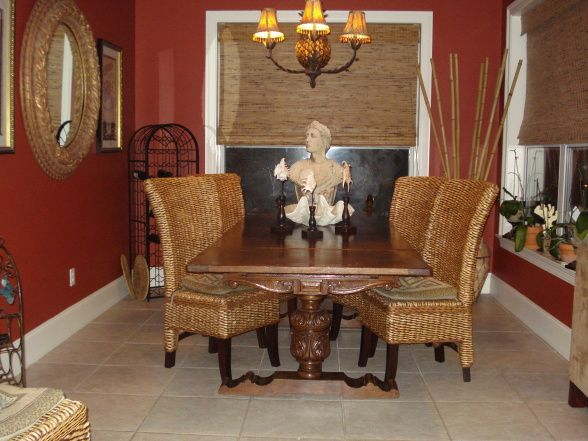 West Indies Tropical Decorating