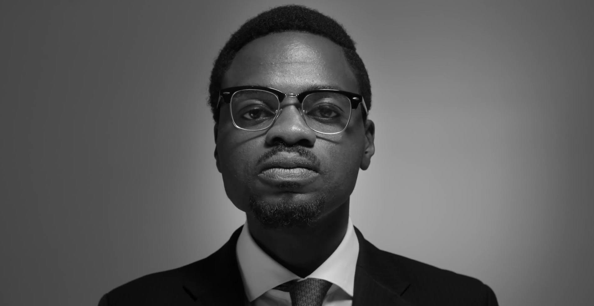 RDC Teddy L rend hommage à son grandpère Patrice