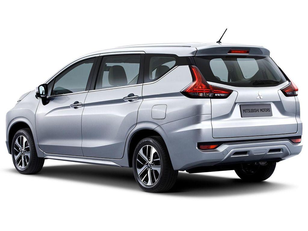 Detalles del Mitsubishi Xpander 2018 en el Auto Show