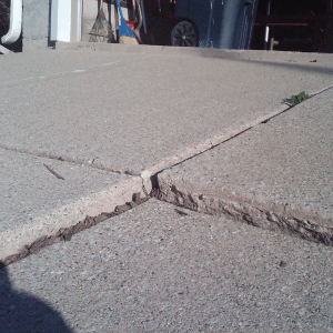 polyurethane foam concrete leveling