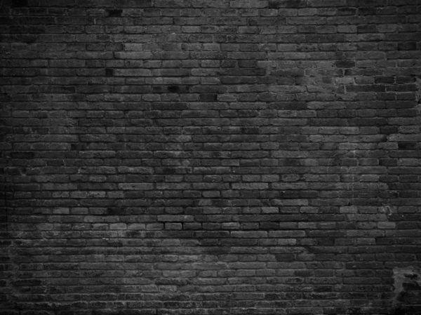 Black Brick Wall part of black painted brick wall. empty | bricks & walls wallpaper