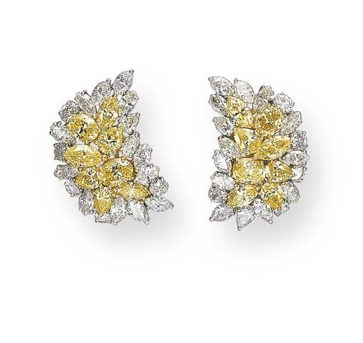 on gold ct w diamond yellow great macys in t white certified colorless earrings here stud shop or s a near price