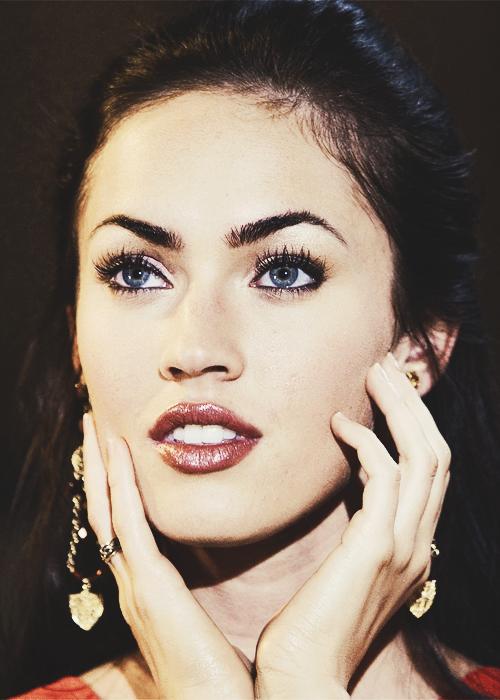 I Want Megan Foxs Eyebrows Megan Fox Pinterest Eyebrow