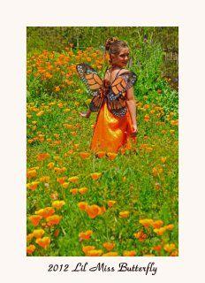 Little Miss Butterfly & Captain Caterpillar » Mariposa Butterfly Festival