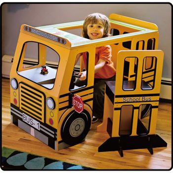Costco Kenyield School Bus Play Center With Table Bus Bayside Furnishings School Bus
