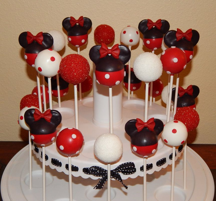 Pin Auf Minnie Mouse Party