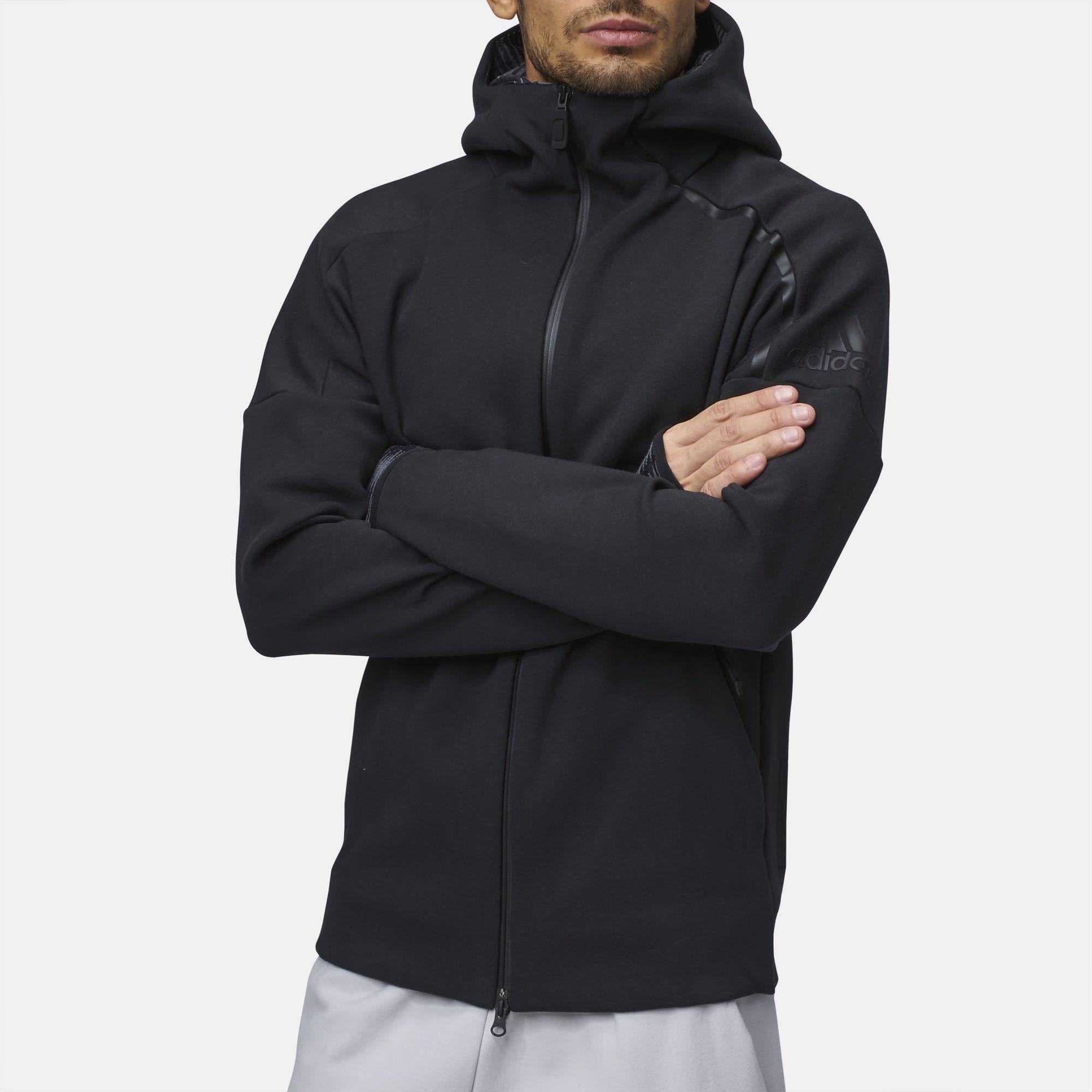 Moda Adidas Pulse Hoodie Resultado Zne Imagem De Para En 2018 nqF6O70