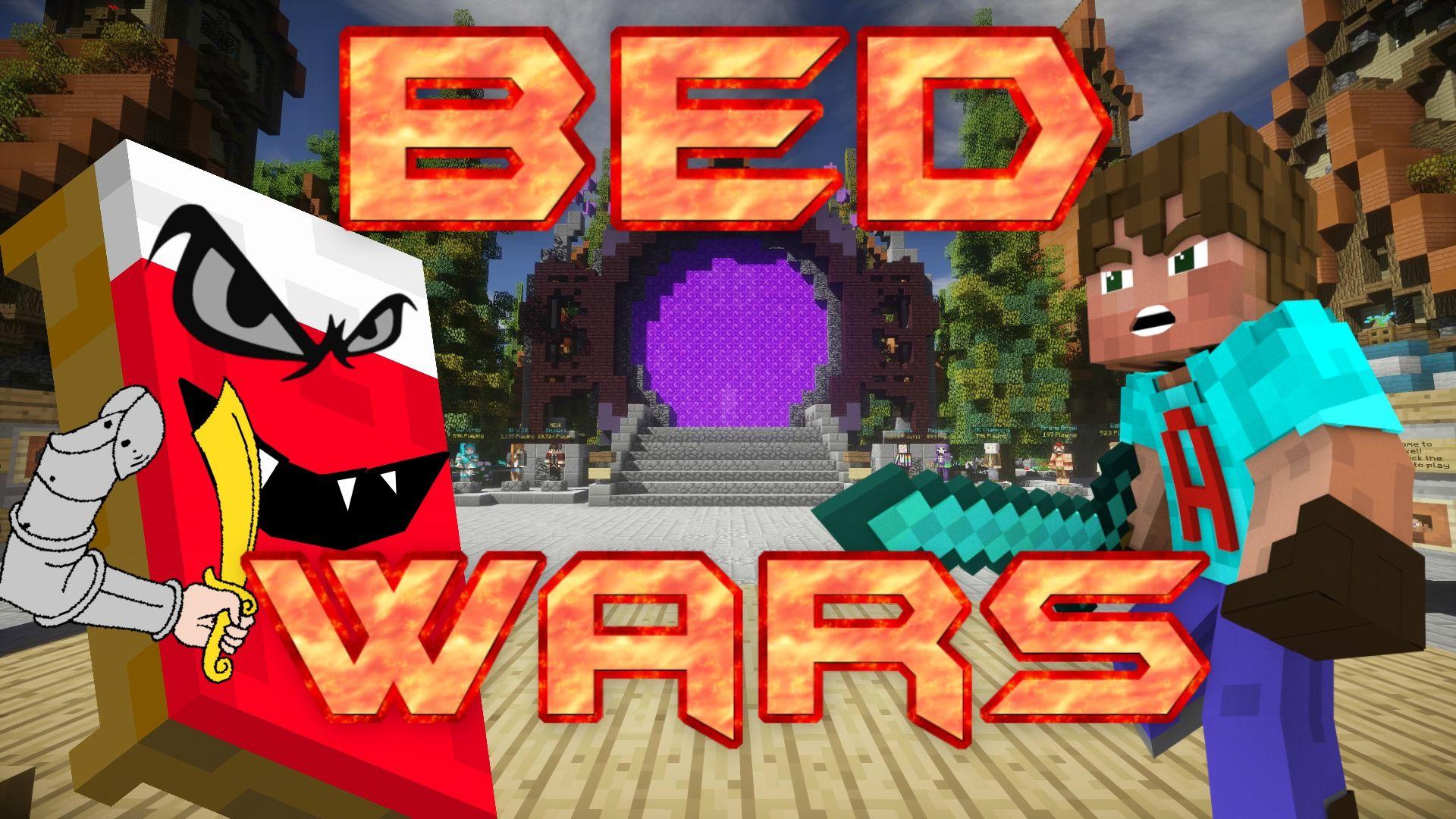 Minecraft Spielen Deutsch Minecraft Bedwars Jetzt Kostenlos - Minecraft bedwars jetzt kostenlos spielen