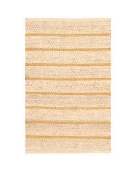 Kathy Ireland Wheat KIJ01 PARA WHEAT 5X8