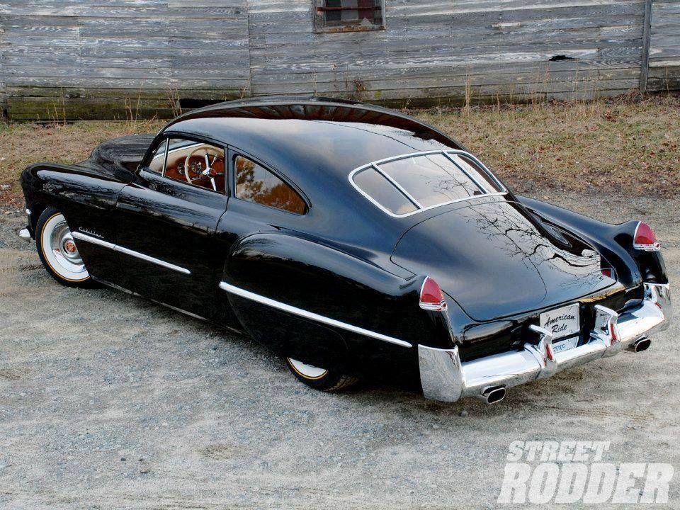 '49 Cadillac Sedaette
