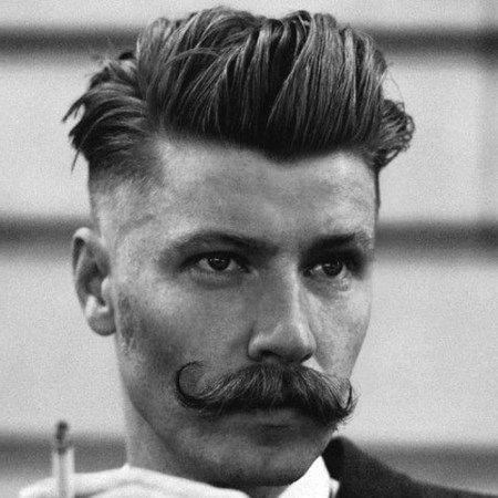 Gute Frisuren Männer Dicke Glatte Haare Männer Frisuren