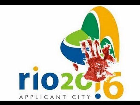 Olimpiadas,Deus Vai Por a sua MÃO, Crianças Vão ser Sequestradas.