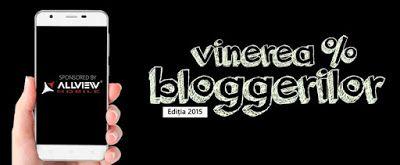 lucruri interesante: Vinerea bloggerilor