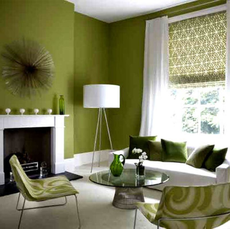 Yellow And Green Interior Decorating Images Google Search