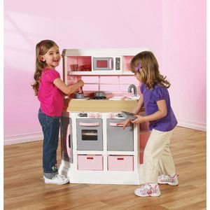 American Plastic Toys Girls Cookin Kitchen... birthday | teegan ...