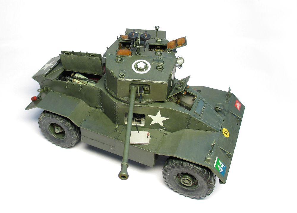 TRACK-LINK / Gallery / AEC Armoured Car Mk.III