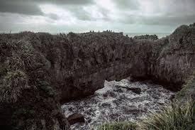 stormy rocks