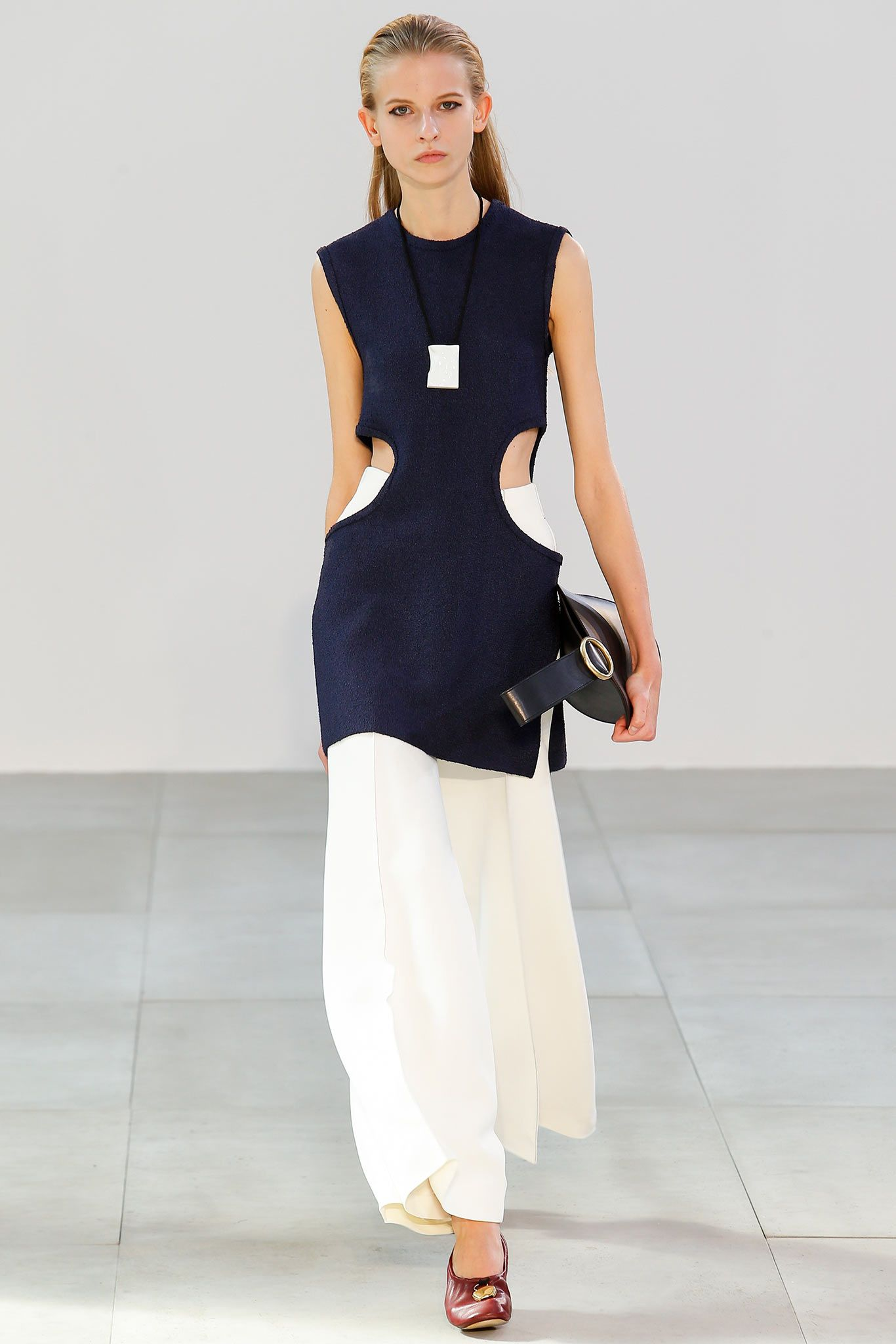 Spring 2015 Ready-to-Wear - Celine