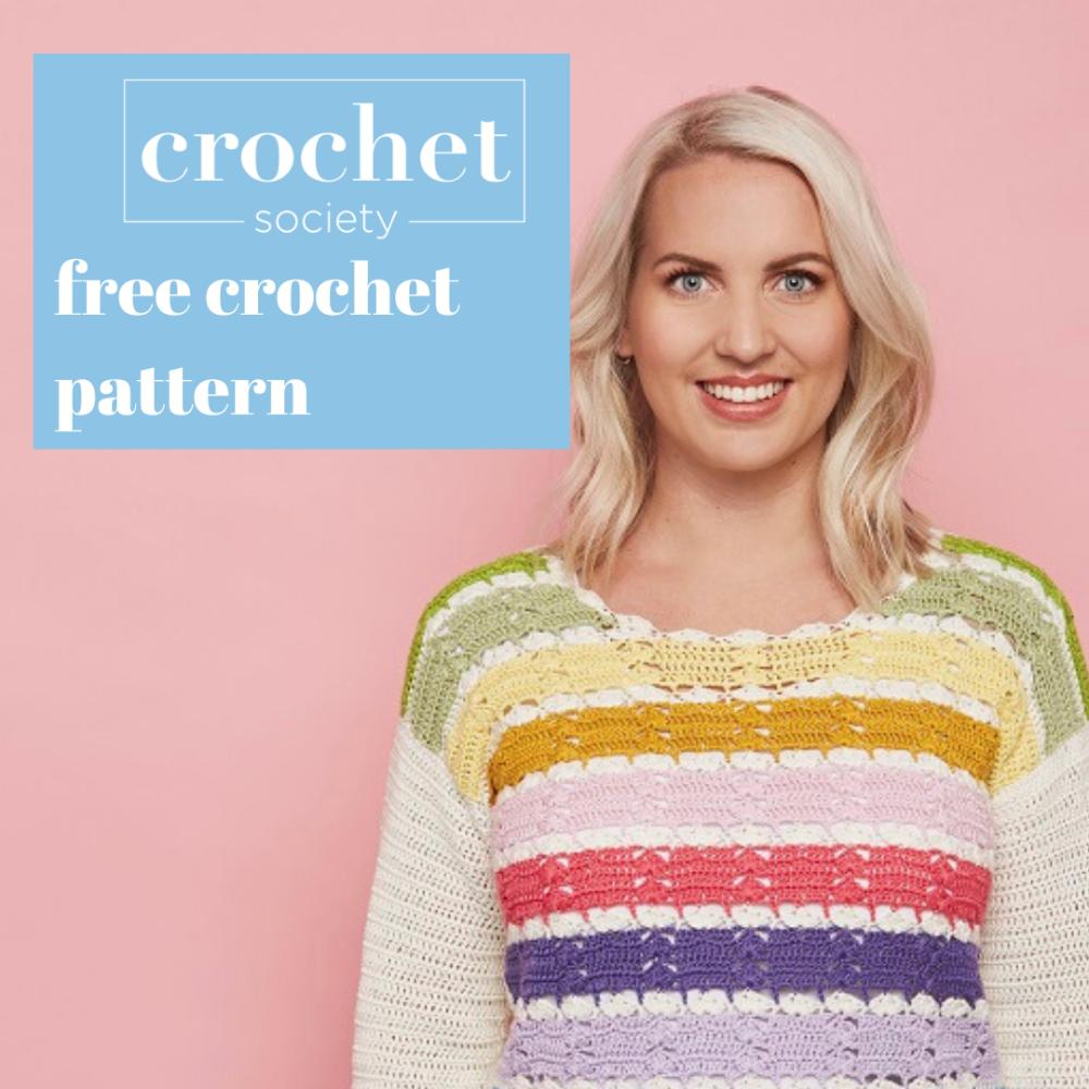 Free Crochet Patterns Archives Crochet Society In 2020 Free Crochet Pattern Free Crochet Crochet