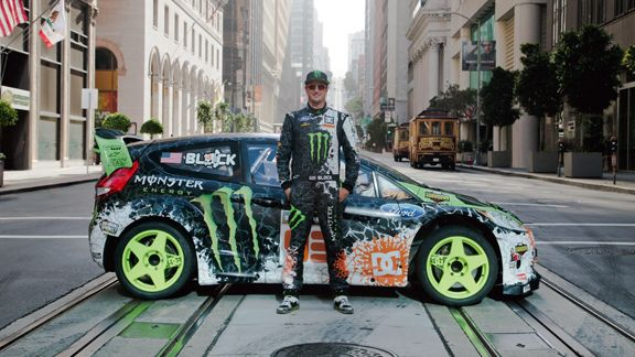 Gymkhana Five Coming July 9 On Youtube Ken Block Ken Blocks Urban Playground