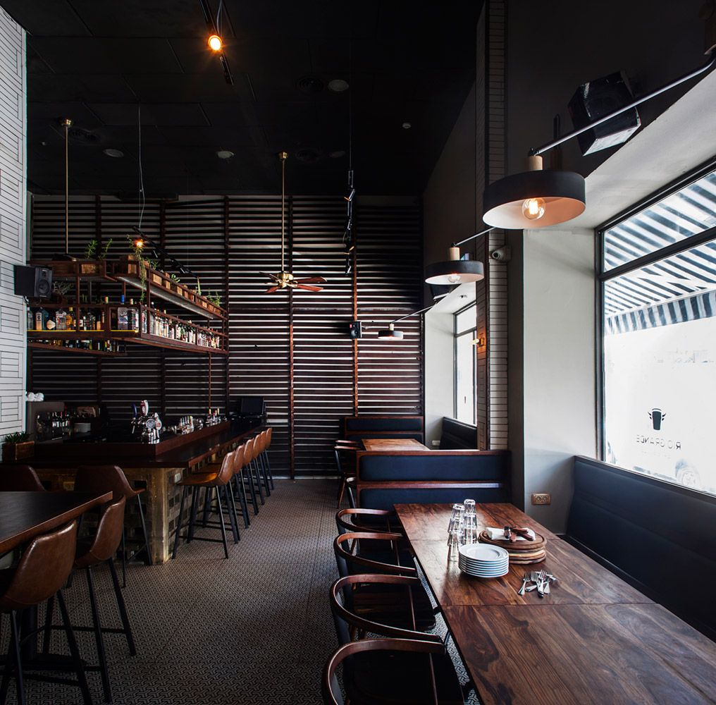 Indian restaurants interior design rio grande bar and restaurant by roni keren studio  tel aviv