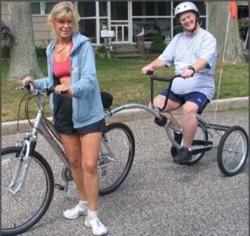 Morgan Folding Bike