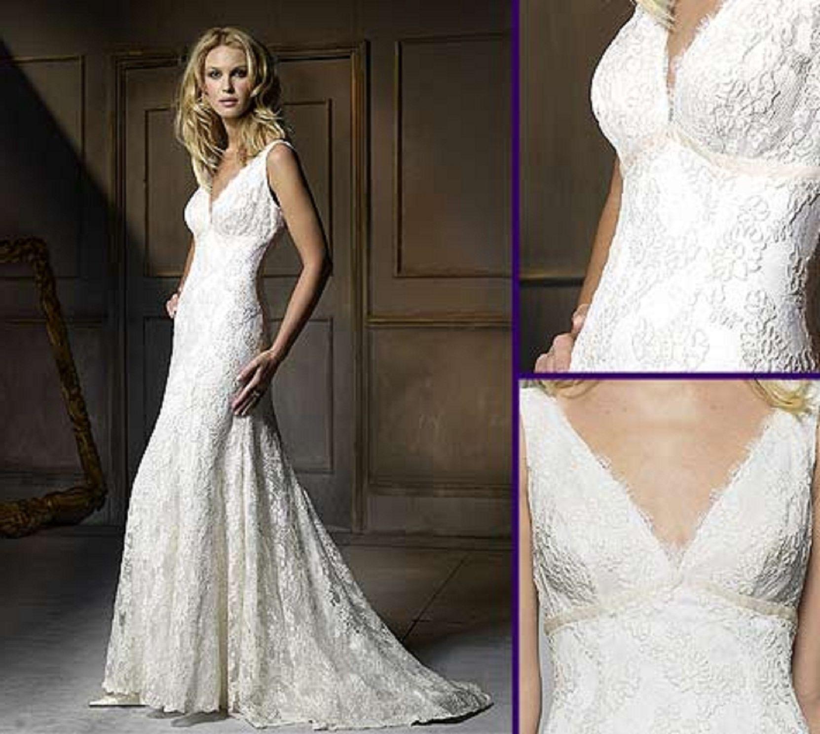 Vintage Lace Wedding Gowns Brisbane