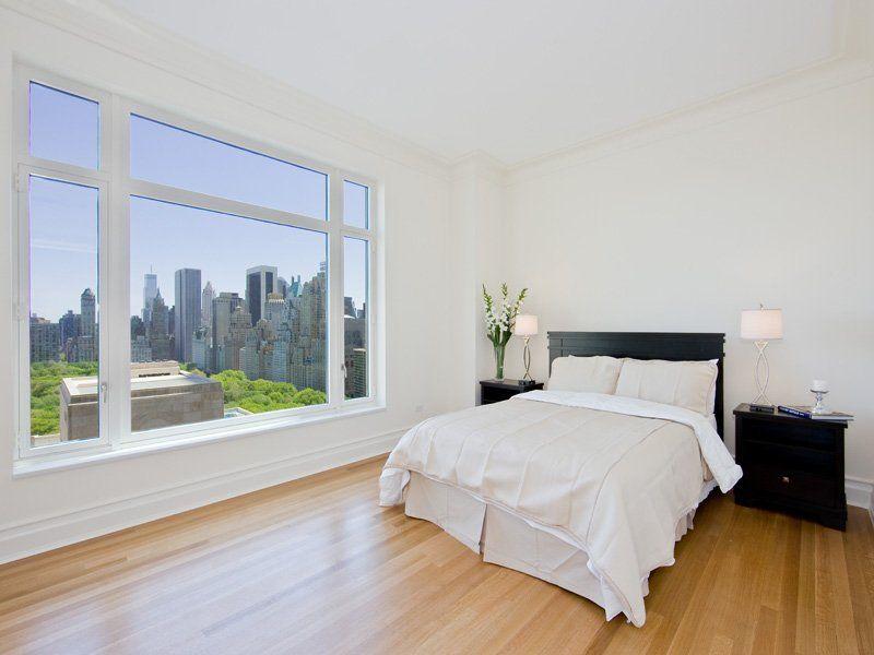 Godfather Style Bedroom Wooden FLoor Design Dark Wood Floors White Bedroom  | Home Remodeling | Pinterest .